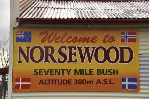 Norsewood skilt1