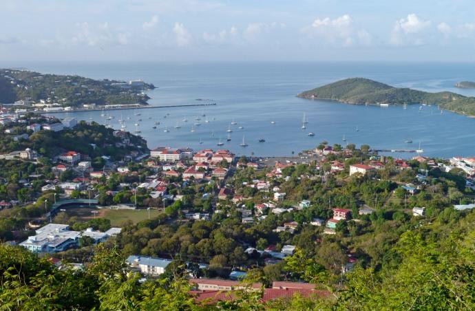11 Charlotte Amalie